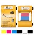 Zebra High Capacity Full Color YMCKOK Ribbon 800033-348
