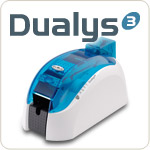 Evolis Dualys3 - Card Prints Black