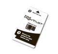 Evolis Adhesive Cleaning Card - Single Card View
