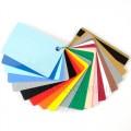 Color Image Grade PVC cards - per 100